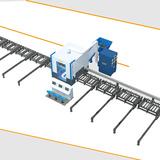 H型钢切割机器人 KR-XH
